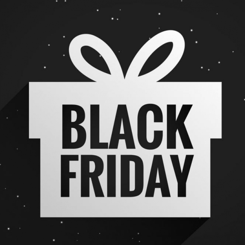 BLACK FRIDAY du 20 au 30 novembre !